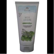 Маска для волос ЗАЩИТА ЦВЕТА с экстрактом зеленого грецкого ореха